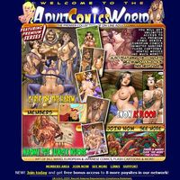 Adult Comics World